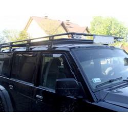 Nissan Patrol Y60 stogo...