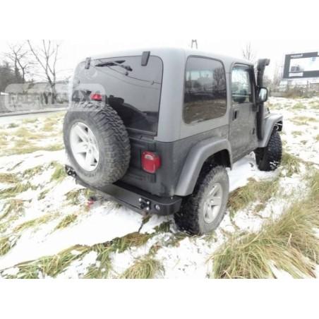 Jeep Wrangler TJ galinis...