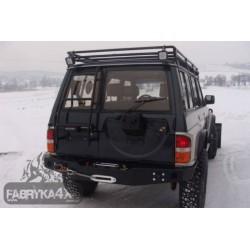 Nissan Patrol Y60 kopėčios