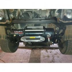 Suzuki Jimny (99-17) gervės...