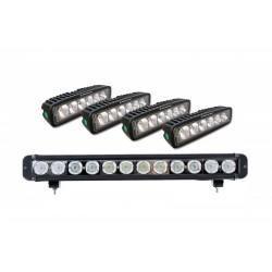 Pilnas LED žibintų rinkinys...