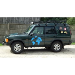 Land Rover Discovery 1/2...