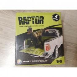 Raptor dangos komplektas 4...