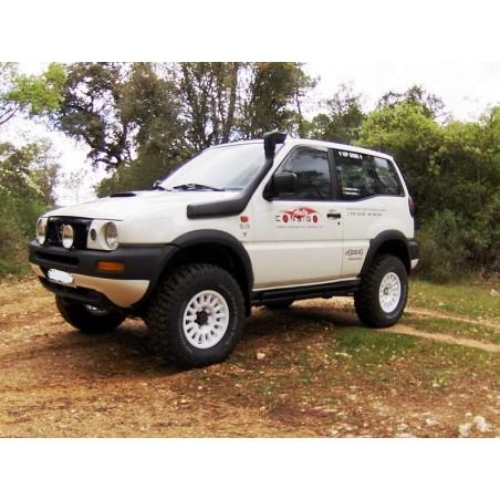 Nissan Navara D22, Terrano...