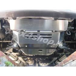 Toyota Hilux variklio apsauga