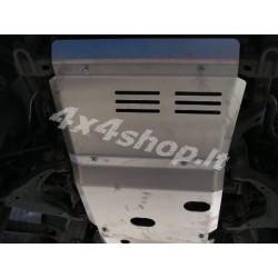Toyota LC120 variklio apsauga