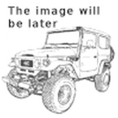 VW Amarok bako apsauga