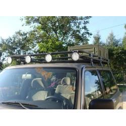 Nissan Patrol Y61 stogo...