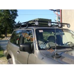 Nissan Patrol Y61 Roof Rack